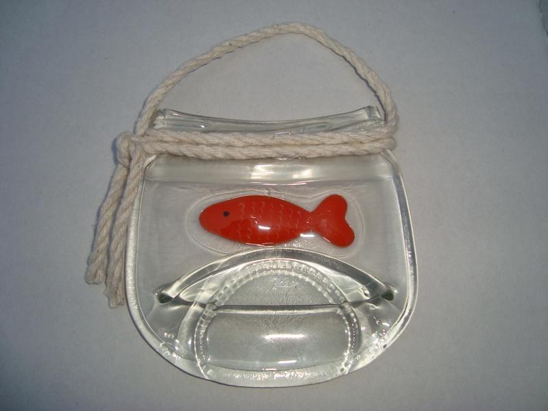 Goldfish in a Jar